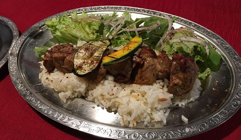 トルコ料理 ケバブ2